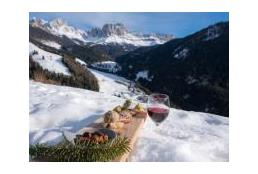 Berglertafel im Winter - 4 Nights